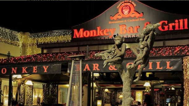 Monkey Bar & Grill Vista exterior