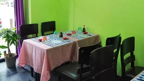 Wasabi Salle du restaurant