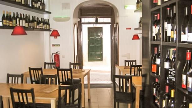 BA Wine Bar do Bairro Alto Sala
