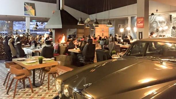 Gatupardo - Life & Food sala