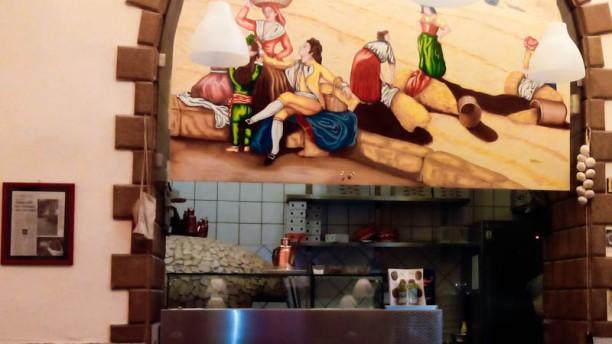 A Casa di Federico La cucina alla vista