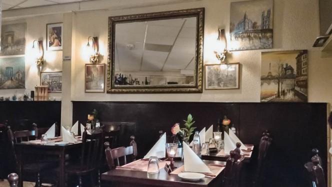 Het restaurant - Le Bibelot, Utrecht
