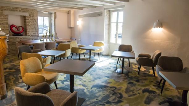 L'Auberge de la Charme Table d'hôte, salon privé