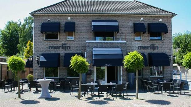 Restaurant Merlijn Het restaurant