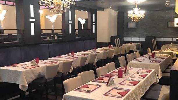 MAZAR Afghaans & Indiaas restaurant Het restaurant