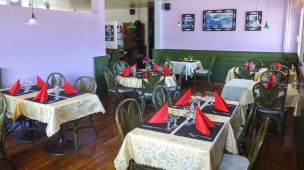 HK Tai Pan Salle du restaurant