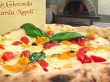 La Gioconda guarda Napoli