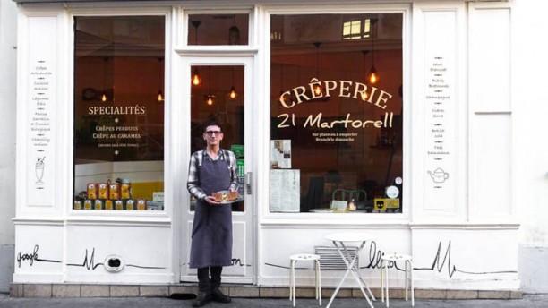 Restaurant 21 martorell paris 75009 montmartre pigalle saint georges menu avis prix - Cuisine 21 douai ...