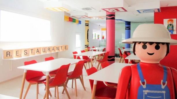 Restaurante del Juguete Nuestro Restaurante