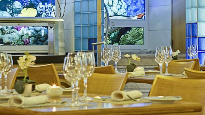 Espadarte ristorante mediterraneo a Sesimbra in Portogallo