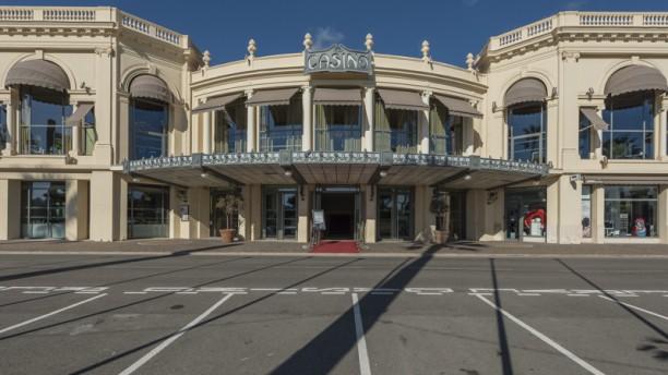 Le Baccara - Restaurant du Casino de Beaulieu Devanture