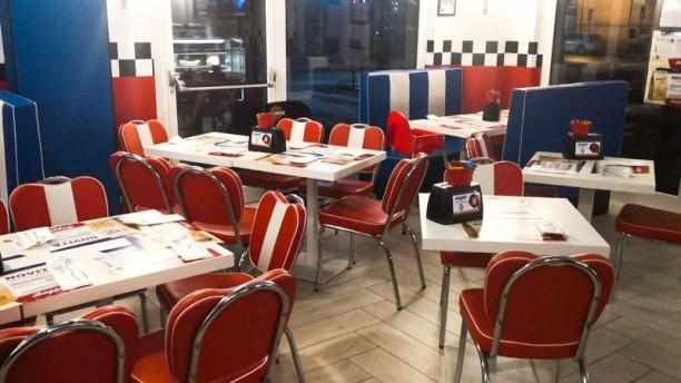 Bagaria American Dinner - Giulianova Sala