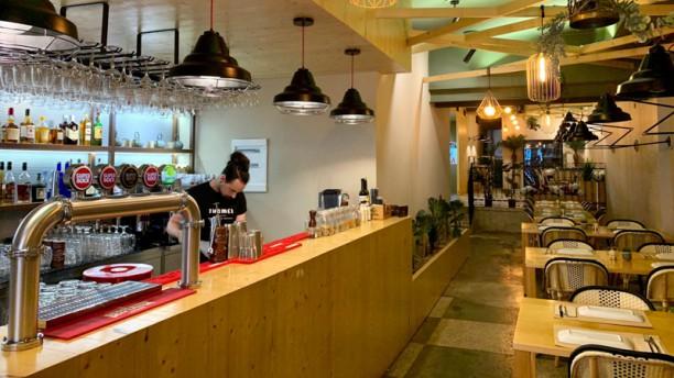 Thamel Restaurant Sala