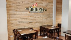Candelecho charcoal grill