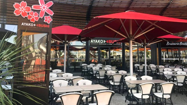 Ayako Sushi Pontet Terrasse