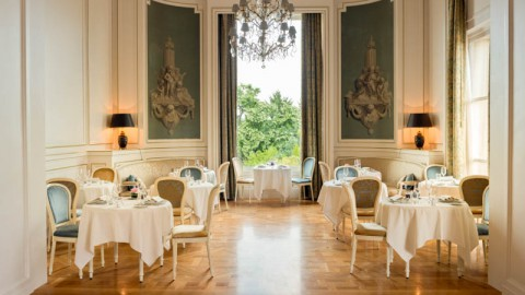 restaurant - L'Opéra, Tiara Château Hôtel Mont Royal - La Chapelle-en-Serval