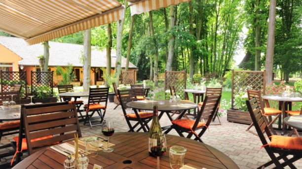 Hotel Restaurant Le Quai Fleuri Voves