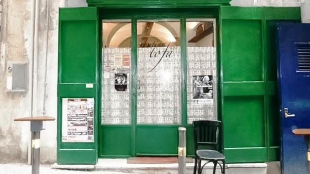 Restaurant la cantina della tofa naples avis menu et prix for Planimetrie della cantina