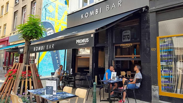 kombi bar in brussels restaurant reviews menu and prices thefork. Black Bedroom Furniture Sets. Home Design Ideas