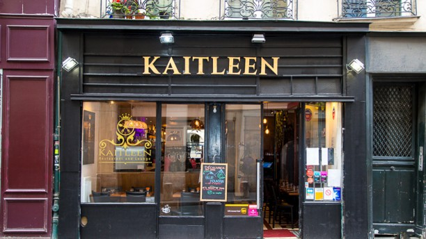 Kaitleen L'entrée du restaurant