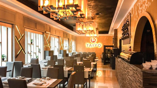 Taiyo 5 intérieur de la salle