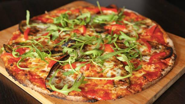Pizza Heart Bar Suggestie van de chef