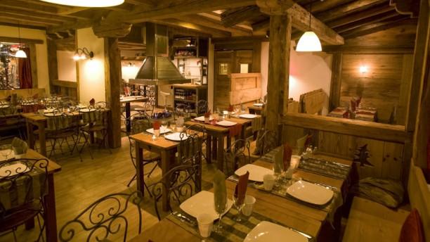 La Marmite Salle du restaurant