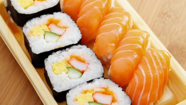 Coco Sushi Plat