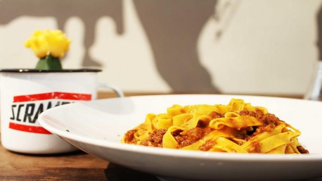 Suggerimento dello Chef - Scrambler Ducati Food Factory D'Azeglio, Bologna