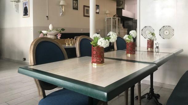 L'Atelier 110 Salle du restaurant
