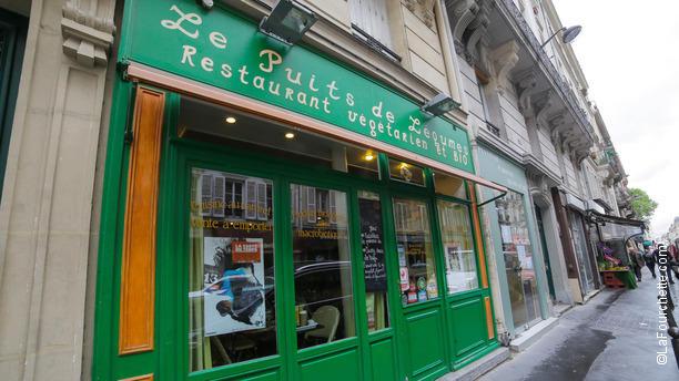 Le Puits de Légumes Bienvenue au restaurant Le Puits de légumes