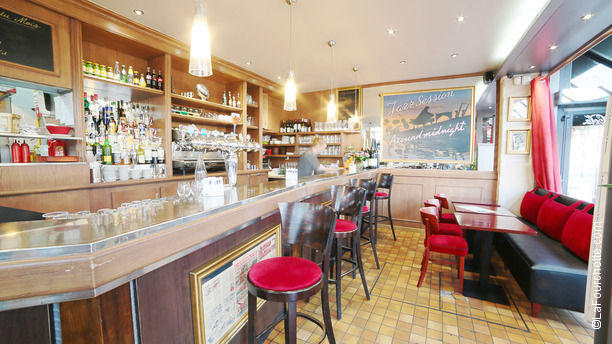 Le Dernier Métro Bar du restaurant