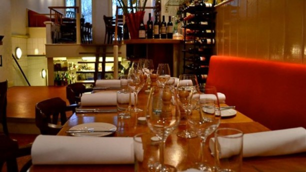 Prego Restaurantzaal
