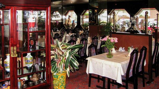Bamboehof Het restaurant