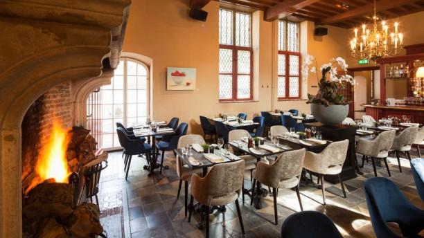Brasserie La Pucelle Het restaurant
