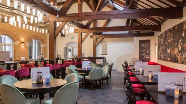 Museum Cafe Mokum Het restaurant