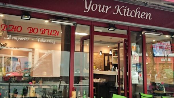 Your Kitchen entrée