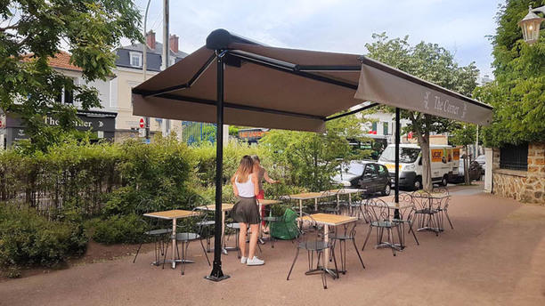 The Corner Terrasse d'été