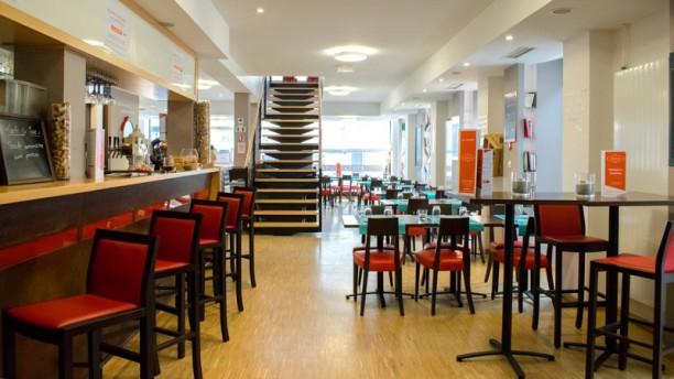 Restaurant Cafe Litteraire Saint Louis