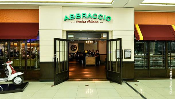 Resultado de imagem para restaurantes doAbbraccio brasilia