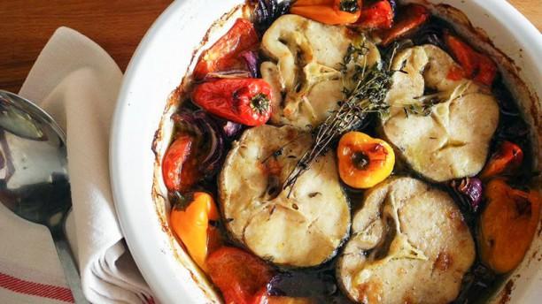 Queen's Cook prato