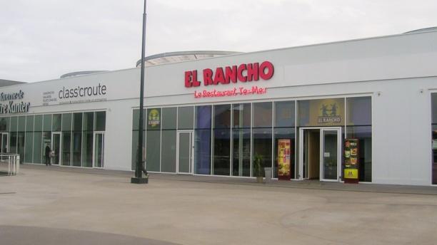 El Rancho Chambourcy façade