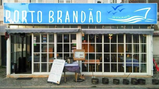 Porto Brandão Entrada