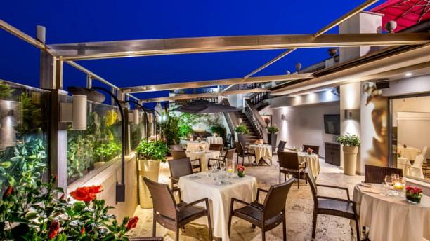 Granet Restaurant Terraces In Rome Restaurant Reviews