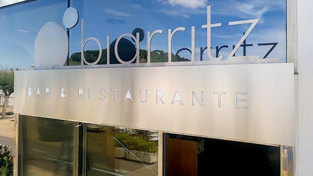 Biarritz - Hotel Niza Entrada