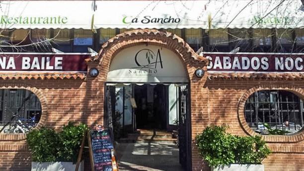 Cá Sancho Vista entrada