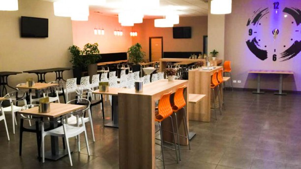 Pachamama Cafe La sala