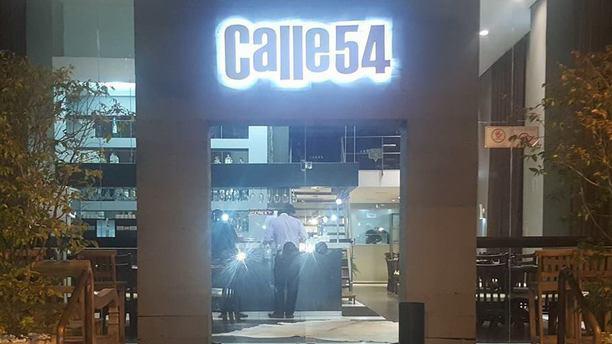 Calle 54 - Jardins Fachada