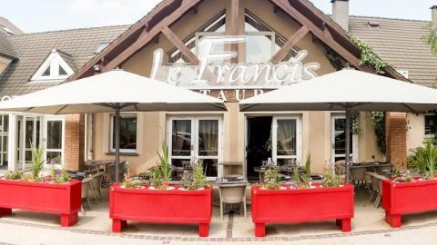 restaurant - Le Francis - Barjouville