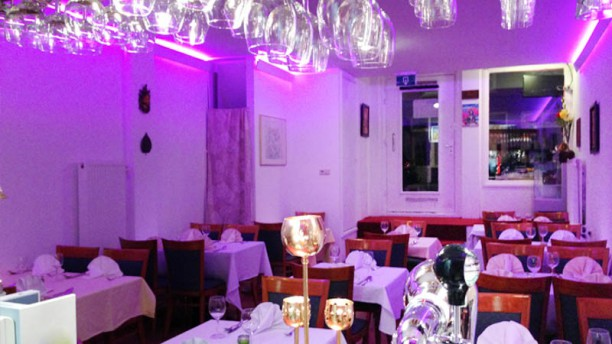 Himalayan Kitchen restaurantzaal